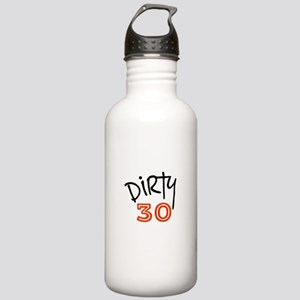 Dirty 30 Birthday Stainless Water Bottle 1.0L