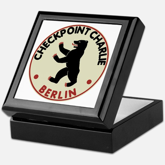 checkpointcharliedark Keepsake Box