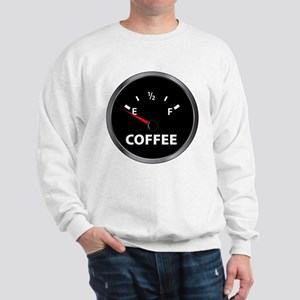 Out of Coffee Sweatshirt