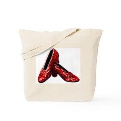 Ruby Slipper Tote Bag