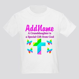 MY GRANDDAUGHTER Kids Light T-Shirt