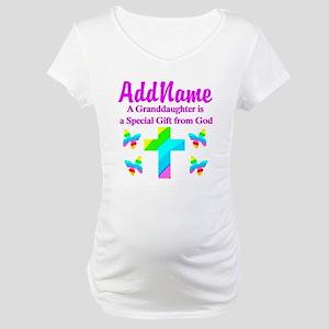 MY GRANDDAUGHTER Maternity T-Shirt