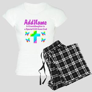 MY GRANDDAUGHTER Women's Light Pajamas