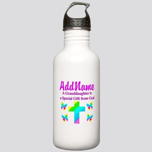 MY GRANDDAUGHTER Stainless Water Bottle 1.0L