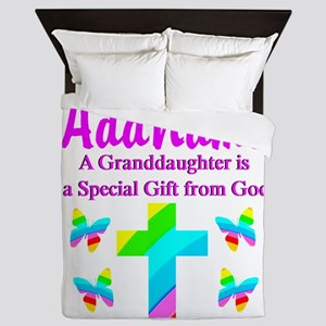 MY GRANDDAUGHTER Queen Duvet