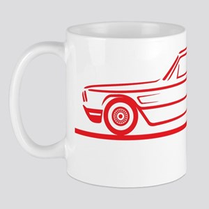 65 T Bird landau_red Mug