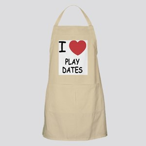 PLAY_DATES Apron