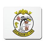 USS BASHAW Mousepad