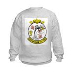 USS BASHAW Kids Sweatshirt