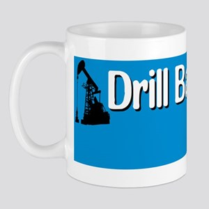 drillbabydrill bmprstkr blu Mug