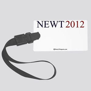 Newt2012 Large Luggage Tag