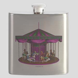 lpurplecarousel Flask
