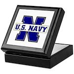 U S Navy Keepsake Box