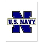 U S Navy Small Poster