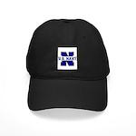 U S Navy Black Cap