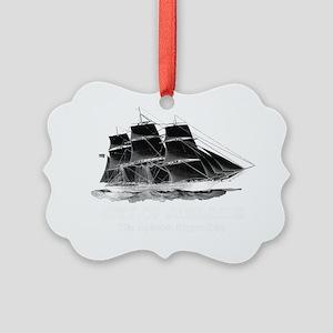 i10x10_Clipper Picture Ornament