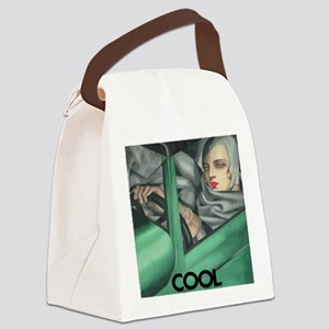 COOL for LIGHT SHIRTS Canvas Lunch Bag