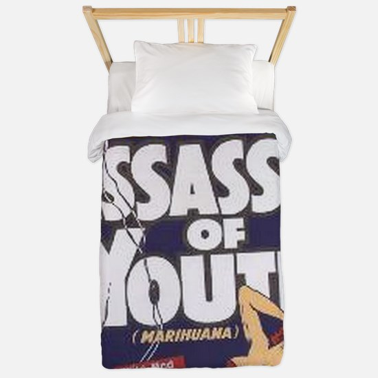 Assassin_of_Youth BIG PNG Twin Duvet
