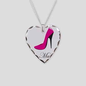 size-matters Necklace Heart Charm