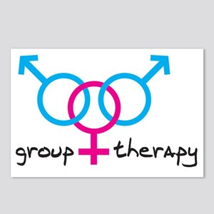 group-therapy-bgb Postcards (Package of 8)