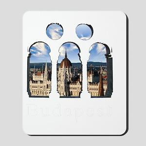 Budapest Parlament Mousepad