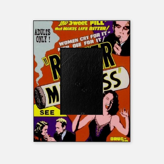 Reefer Madness 1936 BIG PNG Picture Frame