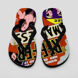 Reefer Madness 1936 BIG  Flip Flops
