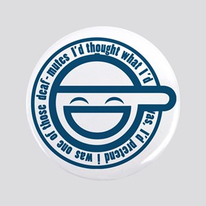 "laughing-man-1 3.5"" Button"