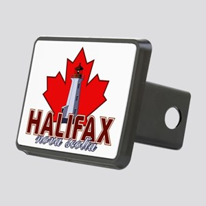 Halifax Lighthouse Rectangular Hitch Cover