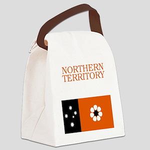 Northern_Territory_100_Dark Canvas Lunch Bag