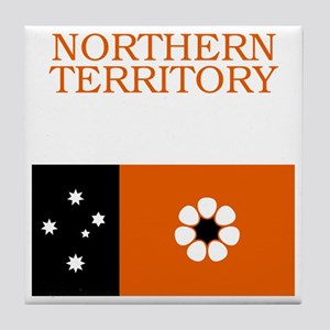 Northern_Territory_100_Dark Tile Coaster