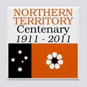 Northern_Territory_100 Tile Coaster