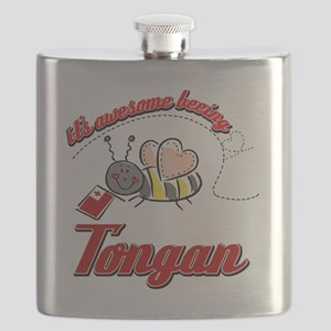 tongan Flask