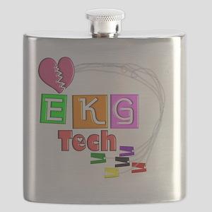EKG Tech Flask