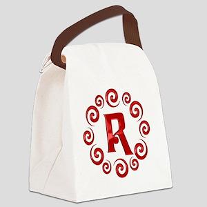 r Canvas Lunch Bag