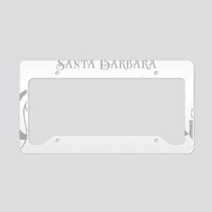 Santa Barbara 061911 copy License Plate Holder