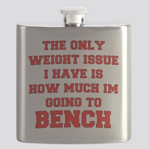 the-only-weight-issue-bench-w Flask