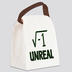 Unreal2 Canvas Lunch Bag