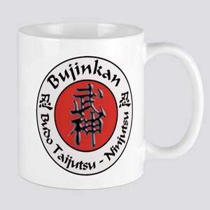 Bujinkan Crest Coffee Mugs