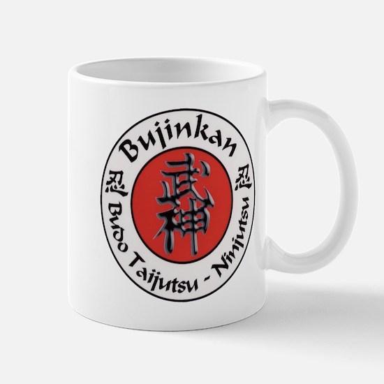 Bujinkan Crest Coffee Mugs