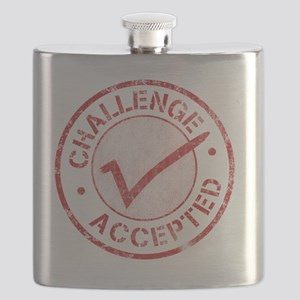 Challenge-Accepted-Round Flask