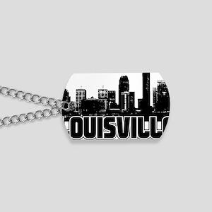Louisville Skyline Dog Tags
