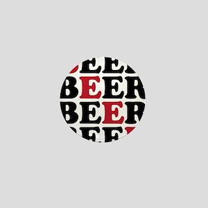 beerglass Mini Button
