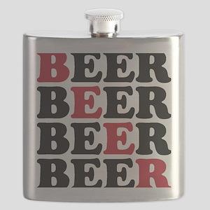 beerglass Flask