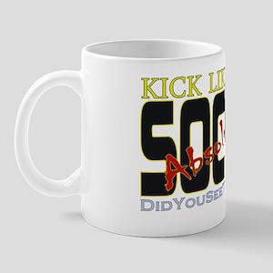 KickLikeAGirl_AbsolutelySoccerEdgehrbol Mug