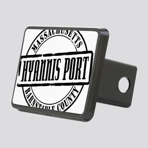 Hyannis Port Title W Rectangular Hitch Cover