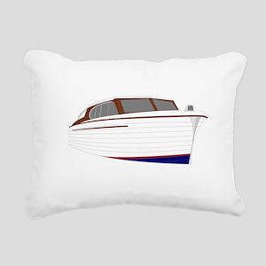 Woodie Rectangular Canvas Pillow