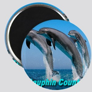 Dauphin_Country Magnet