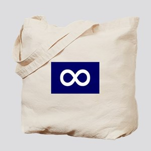 Metis Flag Tote Bag