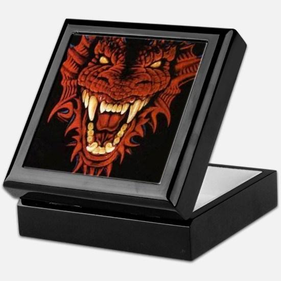 dragon_21618 Keepsake Box